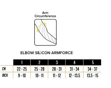 T2 Compressport Racket Armforce 25//28cm