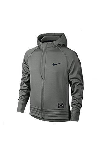 Nike Boys' Elite Stripe Full-Zip Hoodie - Medium