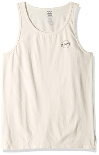 (Billabong Men's Eighty Six Tank Top Rock Small)