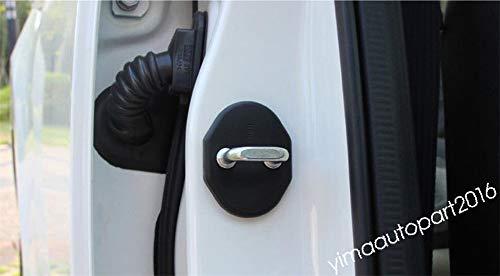 FidgetFidget Accessories for Mazda CX-5 CX5 2017 2018 Plastic Door Lock Protector Buckle Kit