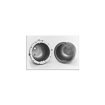- Pentair Amerlite 78210500 1-Inch Large Top Hub Stainless Steel Niches for Concrete Pool and Spa Light
