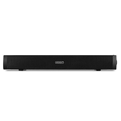 Xgody G808 TV Soundbar 12W  4.0 Channel Bluetooth Speaker