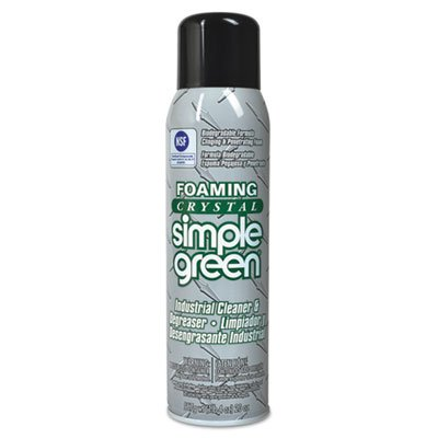 simple green Foaming Crystal Industrial Cleaner & Degreaser,