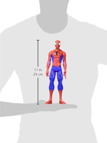 Marvel Spider-Man Titan Hero Series Spider-Man Figure