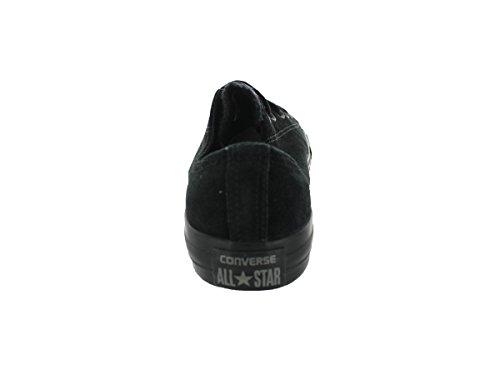 Converse Unisex Chuck Taylor Ox Black Casual Shoe 4 Men Us / 6 Women Us