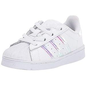 adidas Originals Unisex Babies Superstar Elastic Sneaker