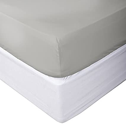 Amazoncom Premium Quality 1 Piece Fitted Sheet Bottom Sheet Only