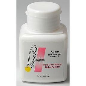 DawnMist® Pure Corn Starch Baby Powder (96 units per box)