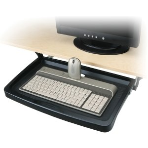 Kensington Standard Underdesk Keyboard Drawer - Black -