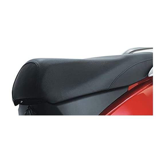 Guance Black Scooty/Scooter Seat Cover for Mahindra Gusto 125