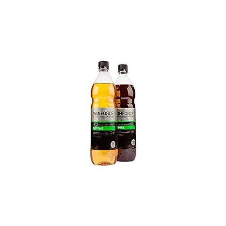Winforce Isotone 1 botella x 1 L - Limón-Enebro: Amazon.es: Salud y cuidado personal