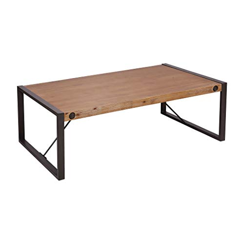 Stein World Coffee Table in Gray and Bronze ()