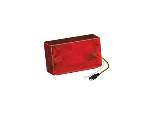 "Price comparison product image Wesbar Submersible Over 80"" Taillight - Left-Roadside [403025]"