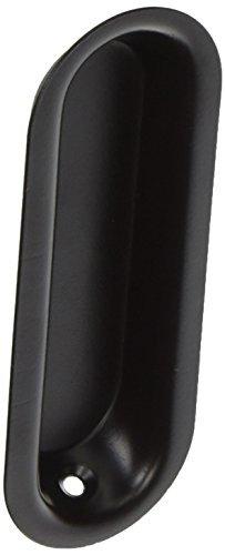 Brass Oblong Flush Pull - 5