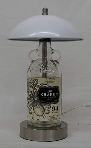 Kraken Spiced Rum Bottle Touch Desk Lamp