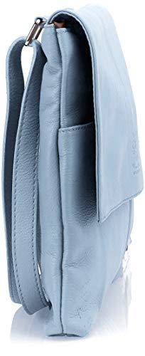 Chicca Bleu Épaule Sacs Borse Cbc7702tar Portés cielo rX1qzrwUp