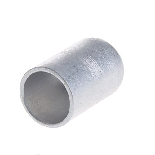 Barrier Refrigerant Hose - Hardli 10 Pcs Crimp Ferrule for Auto A/C, Air Reduced Barrier Refrigerant Hose R134a