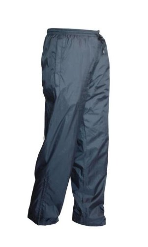 Viking Men's Windigo Packable Rain Pant, Charcoal, X-Large