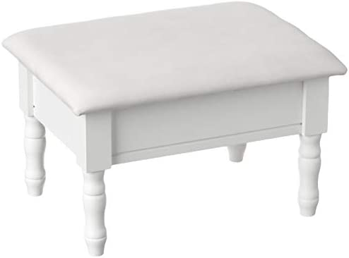 Frenchi Home Furnishing Footstool with Storage cover