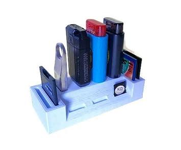 Skar Organizador de Escritorio con Memoria USB, Tarjeta SD ...