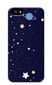 Armener Hard Protective 3D Iphone5 5S Case With Twinkle Star