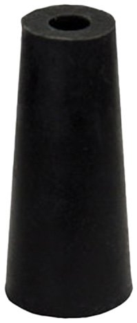 JR Products 10695 Black Rubber Door Bumper (Camper Door Bumper compare prices)
