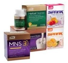 AdvoCare 24 Day Challenge All Flavor Choices Bundle to Jump Start Your Weight Loss (MSN 3 + Vanilla Shake) by AdvoCare