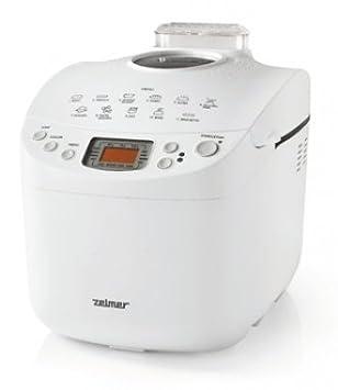 Zelmer BM1000 650W Blanco - Panificadora (Blanco, 1 kg, 500 g, Oscuro