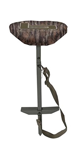Deluxe Seat Bar Stool - Banded Deluxe Slough Stool, Bottomland (8398)