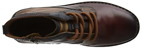 Pikolinos Damen Wabana W7d_i17 Stiefel Rot (Arcilla)