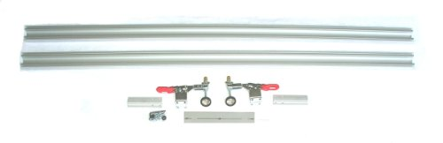 Big Horn 19830 109-Inch Straight Edge and Clamps by Big Horn