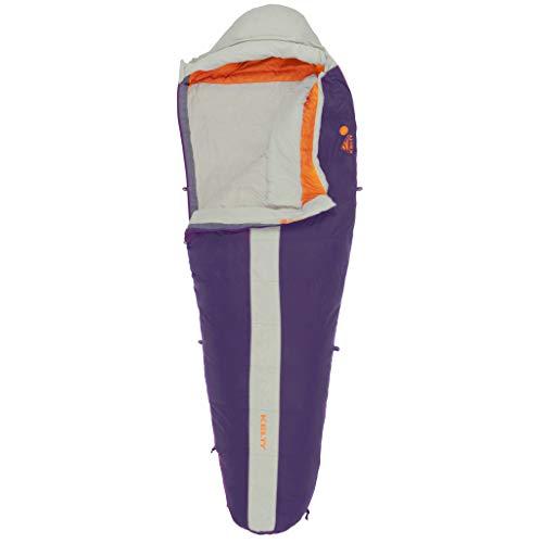 (Kelty Women's Cosmic 20 Degree Down Sleeping Bag - Regular - Ultralight Backpacking Camping Sleeping Bag with Stuff Sack)