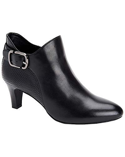 Price comparison product image Alfani Womens Step N Flex Valmontt Booties (5M,  Black)