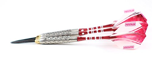 US Darts - Xtreme Agressive Grip 26 Grams, No-Bounce, Moveable Point Darts, 80% Tungsten Darts- Retail $95