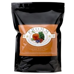 Fromm 4-Star Chicken A La Veg Dry Dog Food 30lb, My Pet Supplies