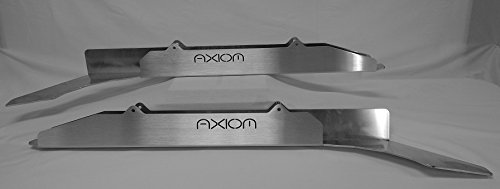 Axiom Side By Side RZR XP 1000 & XP 4 Turbo Trailing Arm Guards from Axiom