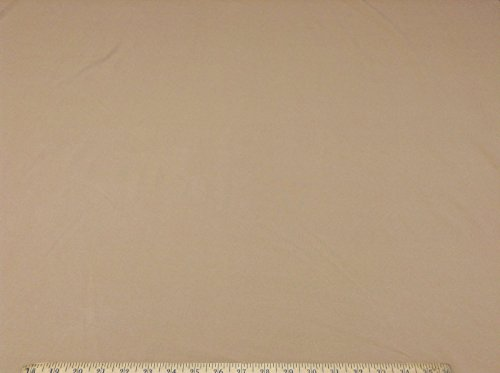 Discount Fabric Lycra Spandex Dryline Performance Wicking Stretch Nude DT101