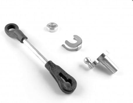Bincar 057129711 059129086 4.2 TDI V8 Pull Varilla de entrada Colector de admisi/ón Remolino Flaps Kit de reparaci/ón A8 Q7 057129712
