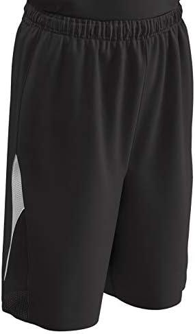 Champro Pivot Reversible Basketball Shorts Navy White Adult Medium Men/'s