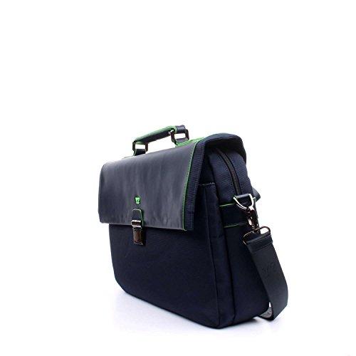 Briefcase L Blu Business BIZ 8520 Blu