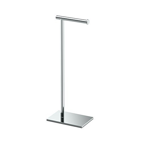 Modern Square Base Tissue Holder Stand, 22.25