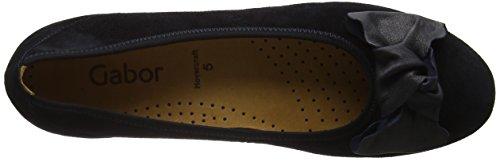 Gabor Gabor Shoes Pazifik Azul Mujer River Casual 16 Bailarinas para nngdx6wAr