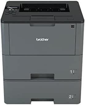 Brother Monochrome Laser Printer, HL-L6200DWT, Duplex Printing, Mobile Printing, Dual Paper Trays, Wireless Networking, Amazon Dash Replenishment ...