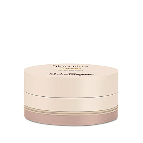 Salvatore Ferragamo Signorina Eleganza Perfumed Body Powder, 2.3 oz