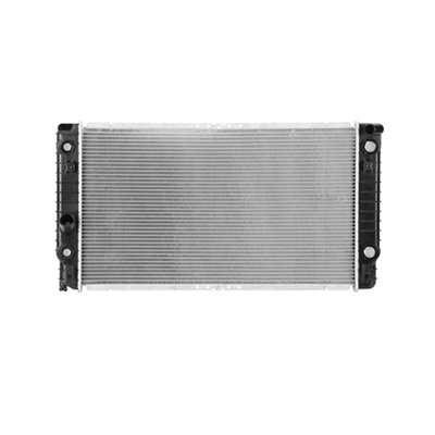 MAPM Premium Quality RADIATOR; WITH ENGINE OIL COOLER; WITH TRANSMISSION OIL COOLER