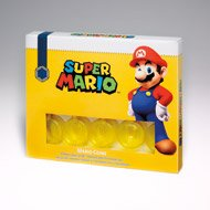 Super Mario Coins String Lights Of 10 By Sunrise identity