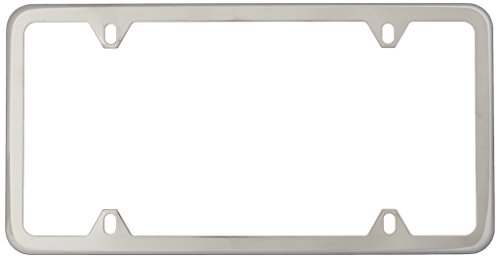 genuine-mercedes-benz-stainless-steel-license-plate-frame