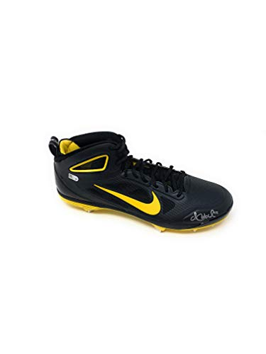 Andrew McCutchen Pittsburgh Pirates Signed Autograph Game Model Cleat RIGHT MLB Authenticated from Mister Mancave