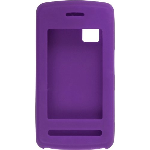 Wireless Solutions Gel Case for LG CU915/CU920 - Purple