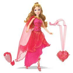 - Barbie & The Diamond Castle: Pink Muse Doll